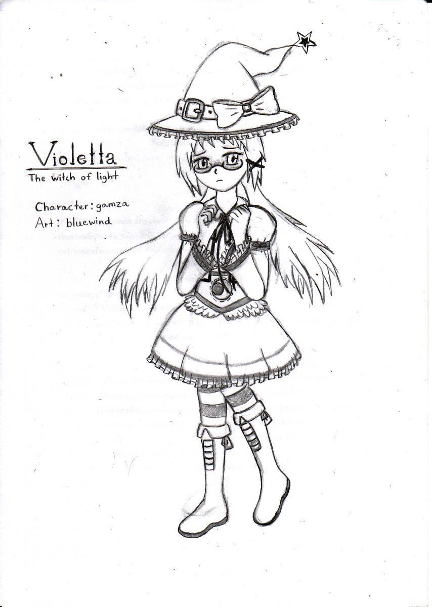Art Trade - Violetta Marshee