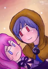 [Request] Cedric and Nena