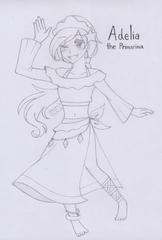 [GIJINKA] Adelia the Primarina