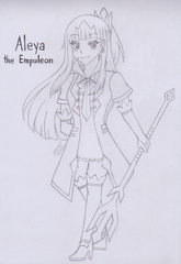 [GIJINKA] Aleya the Empoleon