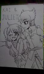 Crossover : Kai & Juliet The Sceptile