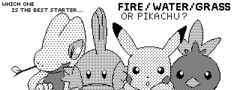 Which one is the best starter...