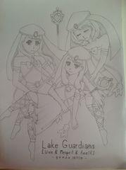 [GIJINKA] Lake Guardians