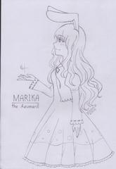 [GIJINKA] Marika the Azumarill