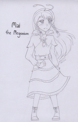 [GIJINKA] Mai the Meganium