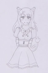 [GIJINKA] Ayume the Delcatty