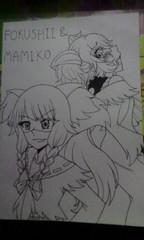 Crossover : Fokushii & Mamiko The Delphox