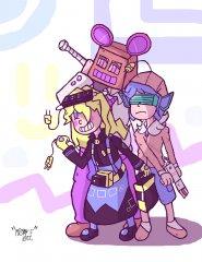 [OC] Plug gang