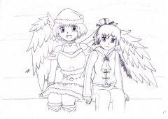 CrossOC - Cedric & Stella