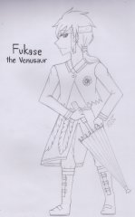 [GIJINKA] Fukase the Venusaur