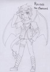[GIJINKA] Ryusei the Charizard
