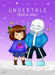 [FAN ART] Undertale (Colour)