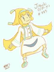 [Gijinka] Jirachi