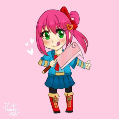 [OC] Chibi Pangtor Girl !