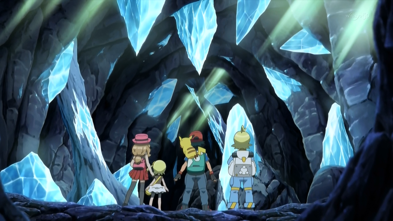Reflection Cave - Kalos Region