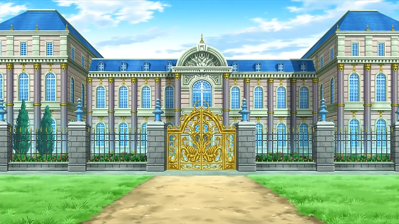 Parfum Palace - Kalos Region