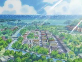 Slateport City - Hoenn Region