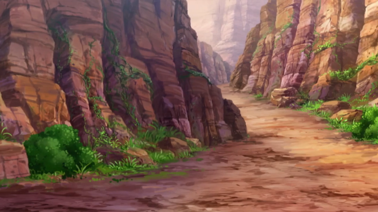 Vast Poni Canyon - Alola Region