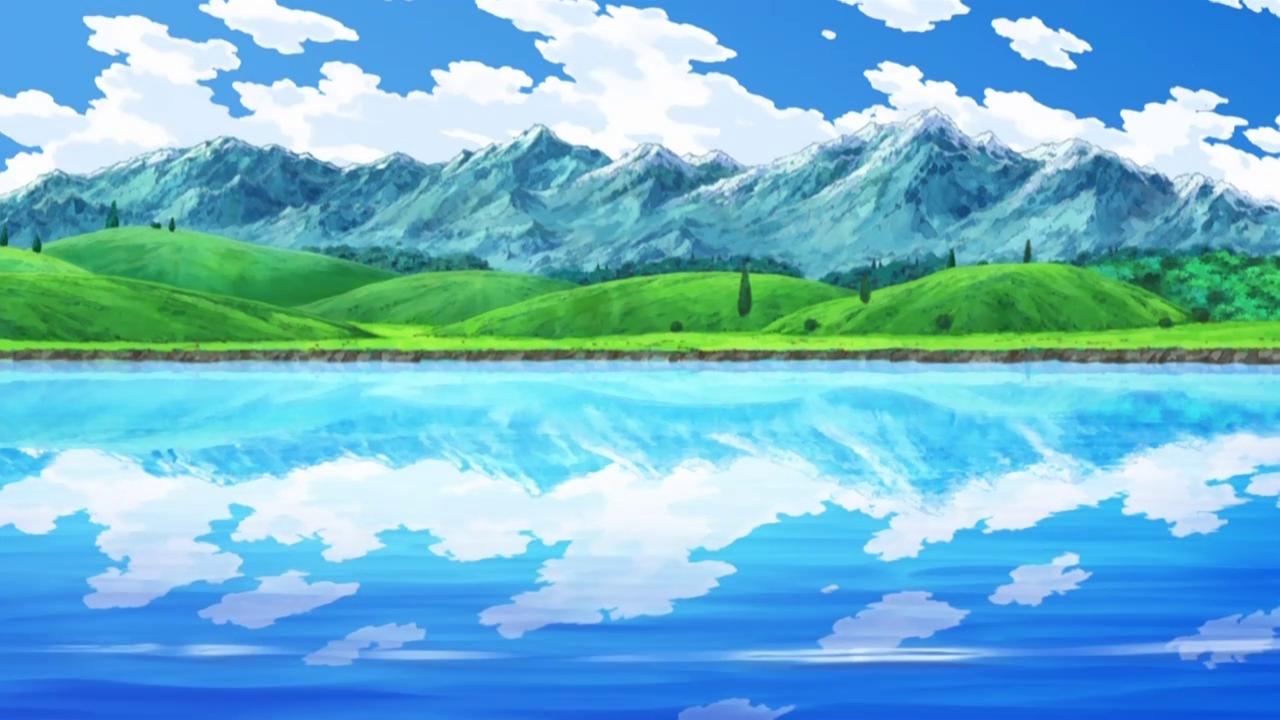 Lake Acuity - Sinnoh Region